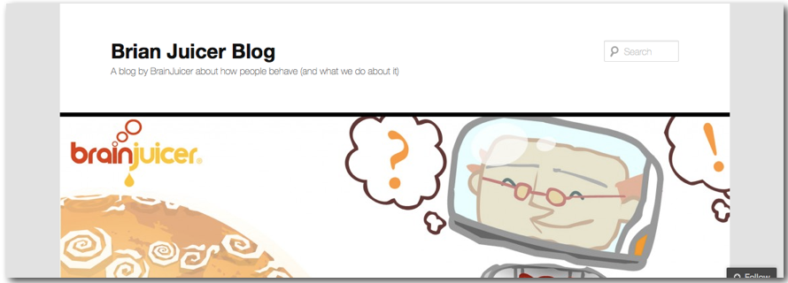 Brainjuicer Blog market research