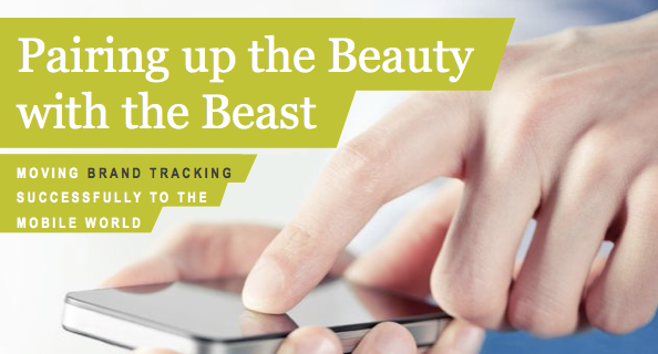 Moving brand tracking to the mobile world