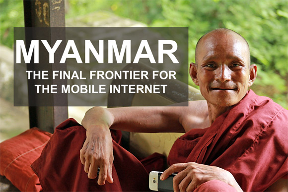Myanmar mobile internet report